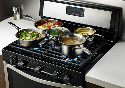 Ranges & Cooktops