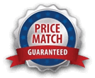 Price Match Guaranteed